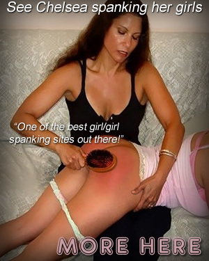 Chelsea Pffeifer's Good Spanking