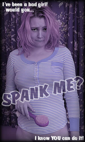 spanking girls from YOUR perspective and more