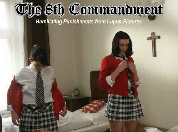 8th Commandment at Lupus Spanking