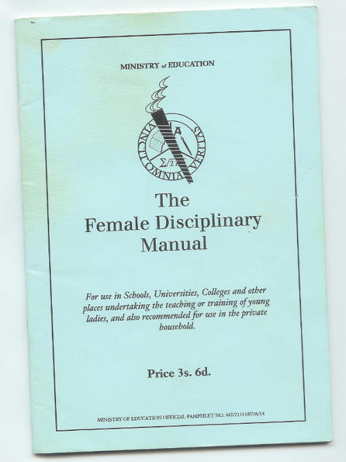 The Female Disciplinary Manual