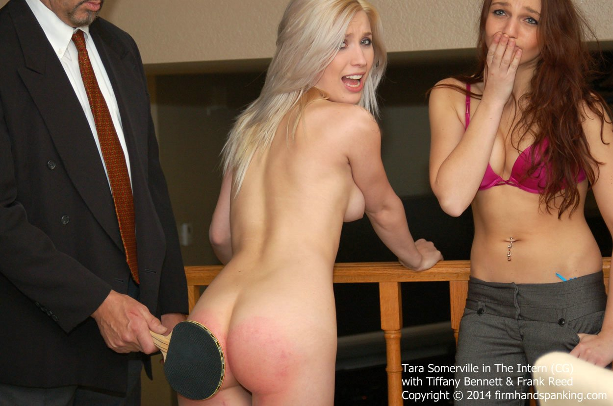 DO NOT MISS SEXY TARA'S NAKED FINALE SPANKING PUNISHMENT!