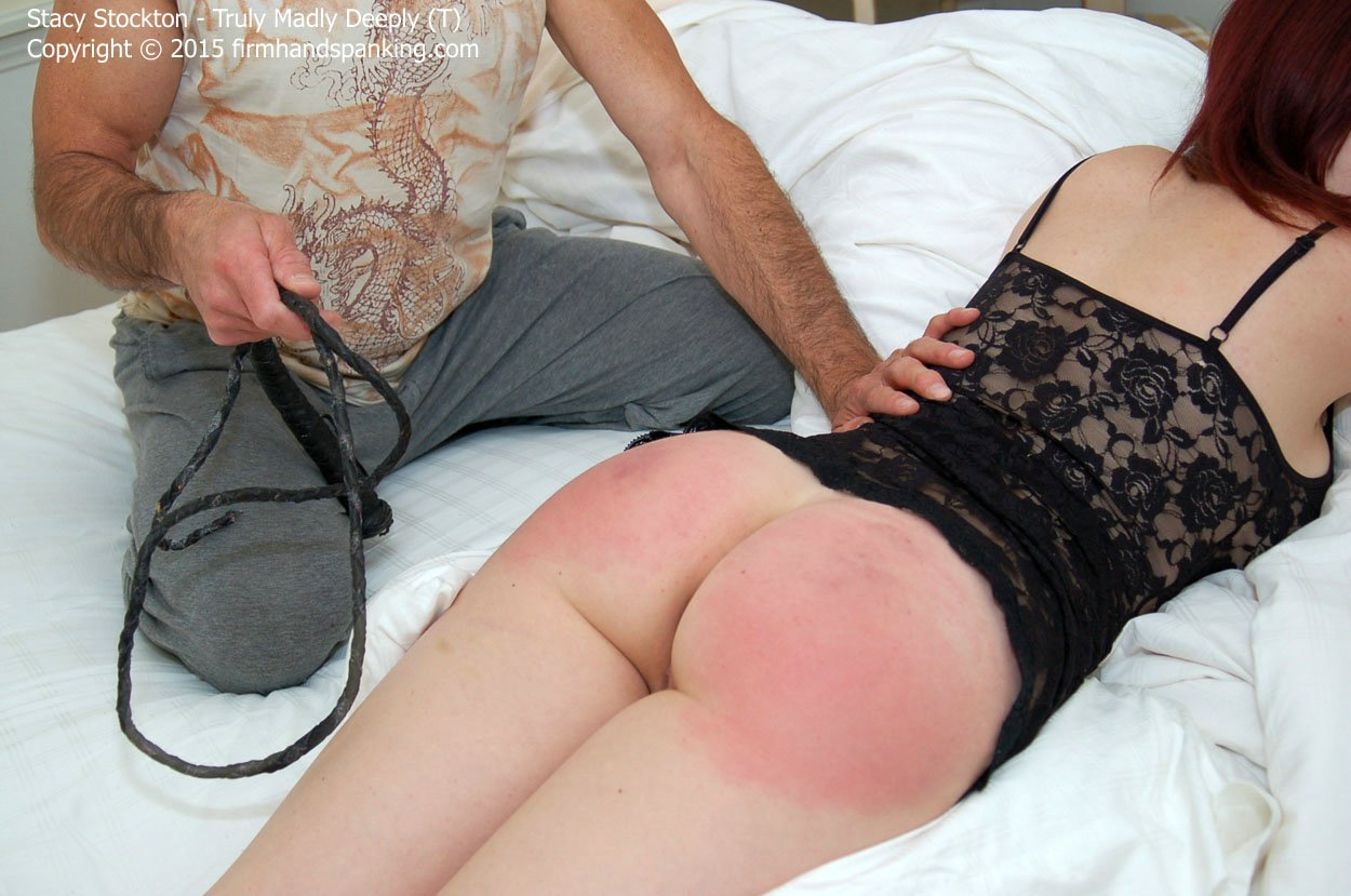 Her ass is soundly spanked tnaflix porn pics