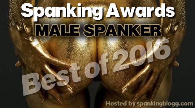 Spanking Awards – Best Male Spanker 2016