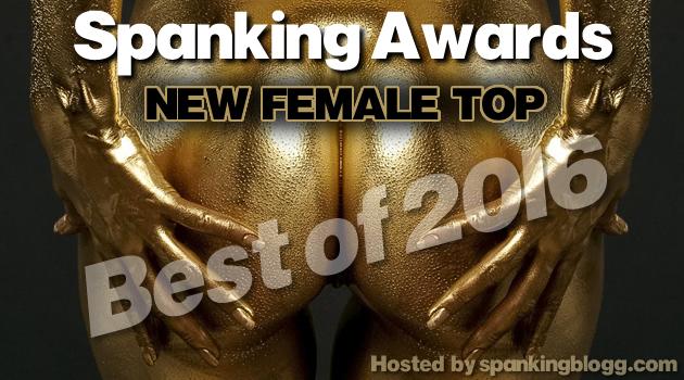 Spanking Awards Best New Spanker 2016