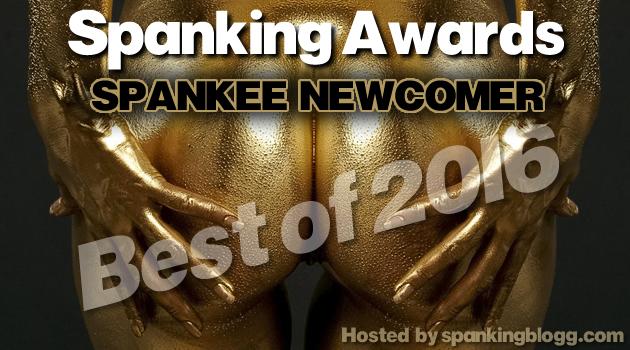 Spanking Awards Best Newcomer 2016