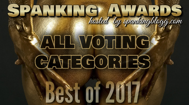 Spanking Awards – All Voting Categories
