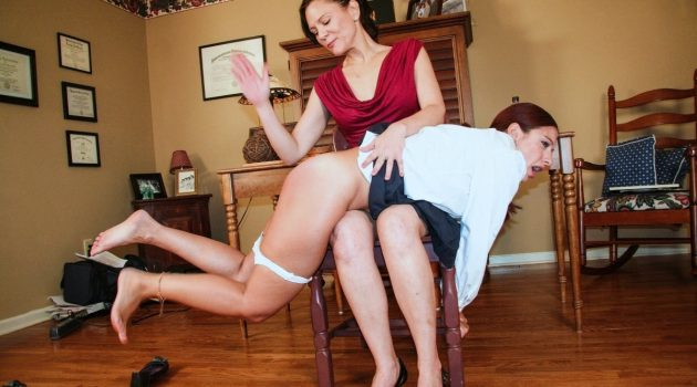 Spankings to start the week