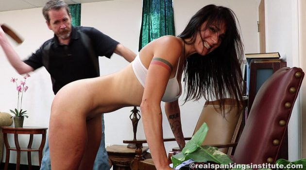 A Painful Spanking Saturday for Some!