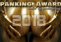 2018 Spanking Awards Nominations