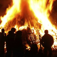 Bonfire of the Spanking-ities