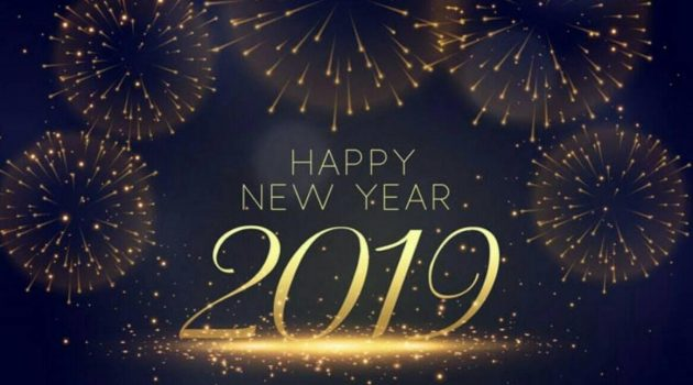 Happy New Year 2019