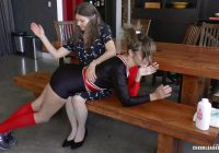 This past week at the SG Spanking Network