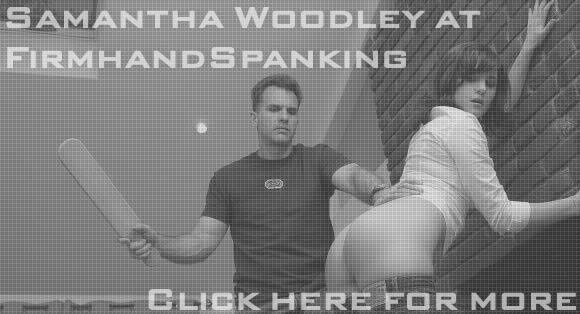 Samantha Woodley at FirmHandSpanking