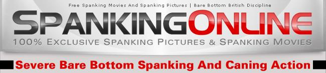 NEW DESIGN for SPANKINGONLINE